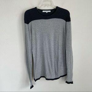 Parke & Ronen Long Sleeve Slim Summer Tee T Shirt
